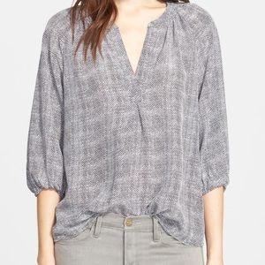 Joie Addie B silk blouse
